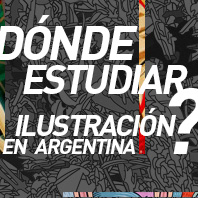 Cursos de ilustracion en Argentina